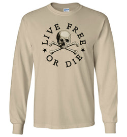 Live Free or Die Long-Sleeve T-Shirt