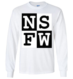 N|S|F|W Gildan Long-Sleeve T-Shirt - by DV8s.com