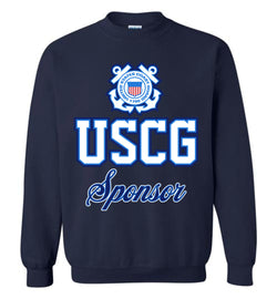 USCG Coast Guard Sponsor Sweatshirt