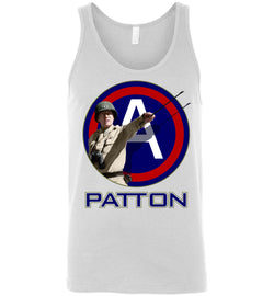General Patton 3rd Army Unisex Tank