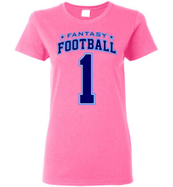Fantasy Football Hero Women's T-Shirt (2-sided design)