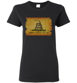 Women's Gadsden Flag T-Shirt