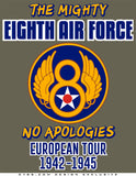 The Mighty Eighth Air Force Women's T-Shirt