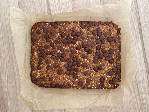 Choc Chip Muesli Bar