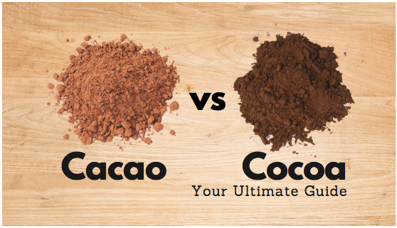Cacao vs Cocoa - Your Ultimate Guide