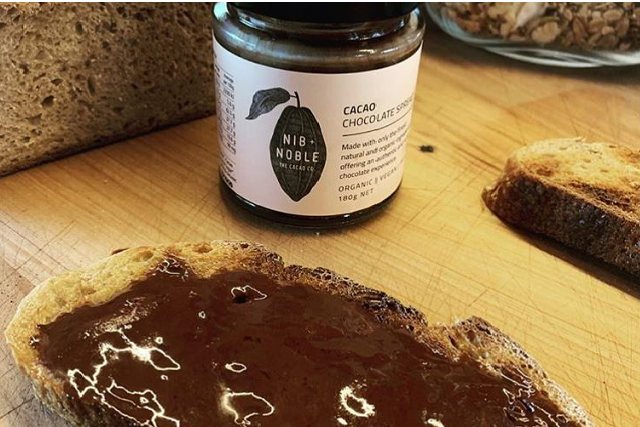 Organic Cacao Chocolate Spread
