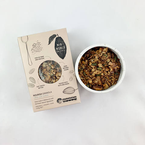 Nib and Noble Gift Pack Granola Gift Pack