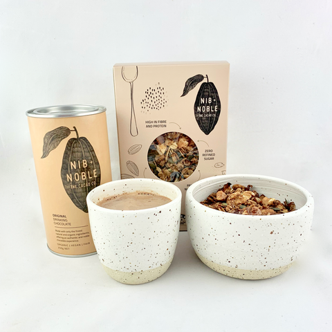 Nib and Noble Muesli Mix & Topper Breakfast Pack