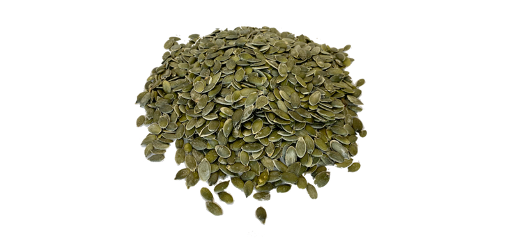 Nib and Noble Seeds Organic Pumpkin Seeds