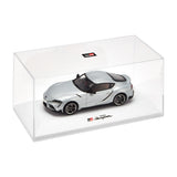 Toyota Gazoo Racing  Silver Supra Road Car
