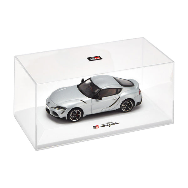 NEW 2019 Toyota Gazoo Racing  Silver Supra Road Car