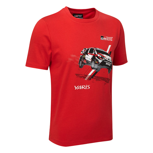 NEW TOYOTA GAZOO Racing Children's Car T-Shirt