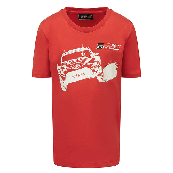 WRT Toyota Gazoo Racing Children's Car T-Shirt