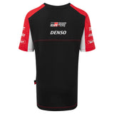 NEW WEC Toyota Gazoo Racing Childrens Team T-Shirt