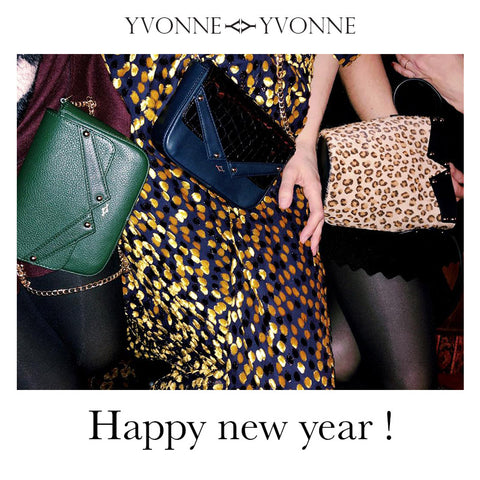 Happy new year Yvonne Yvonne