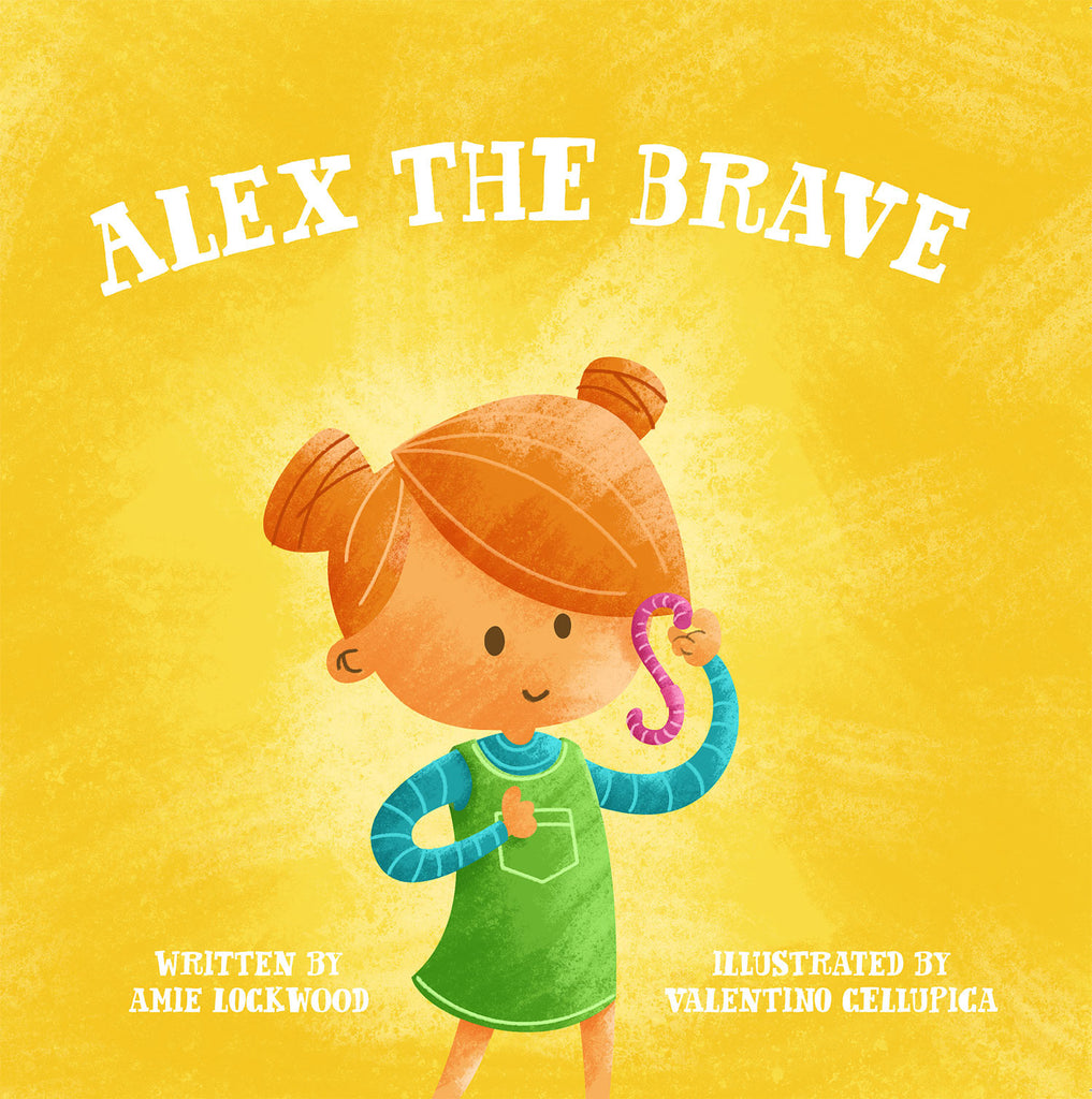 Book - Alex the Brave