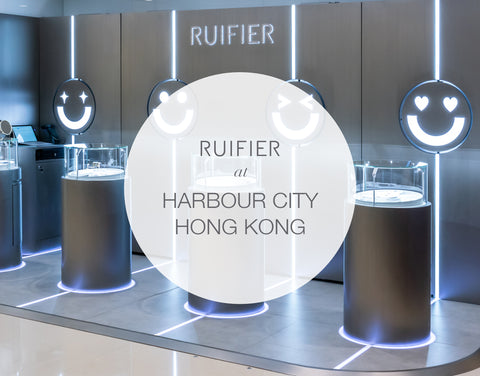 RUIFIER opens first store at Harbour City