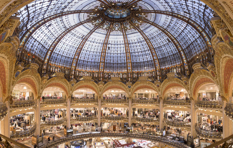 RUIFIER at Galeries Lafayette