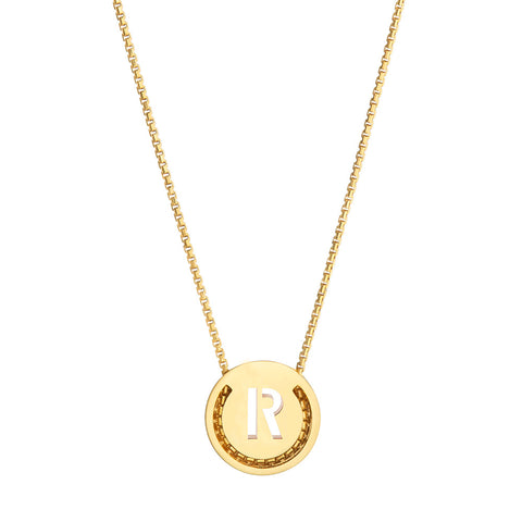 Shop the RUIFIER ABC's R Necklace