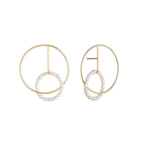 Shop RUIFIER Astra Lunar Earrings