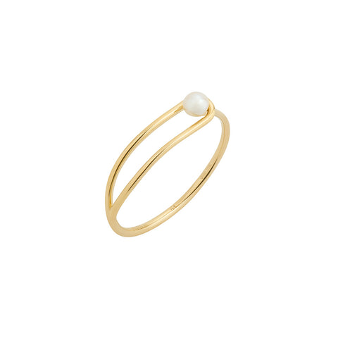 RUIFIER Astra New Moon Ring
