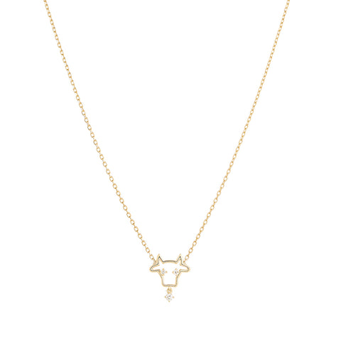 RUIFIER Scintilla Year of the Ox Necklace