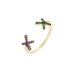 Shop the RUIFIER Elements Cross Ring