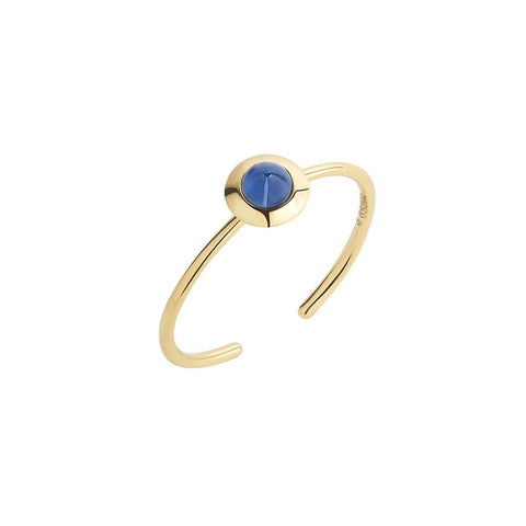 Gems of Cosmo Sapphire Ring