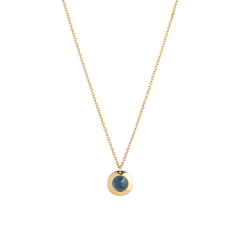RUIFIER Gems of Cosmo Sapphire Necklace