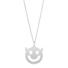 RUIFIER Super Friends Wicked Pendant Sterling Silver