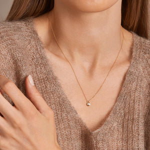 Haven Core Circle Necklace - RUIFIER
