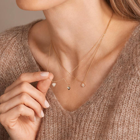 Haven Clarity Diamond Necklace - RUIFIER