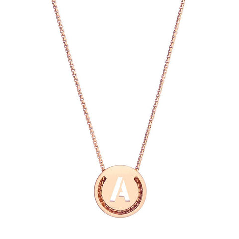 ABC's Necklace - A