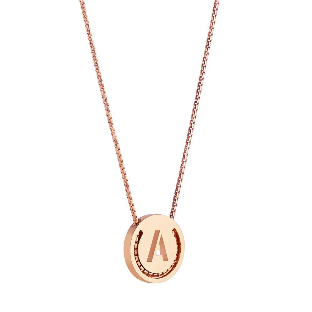 ABC's Necklace - A - RUIFIER