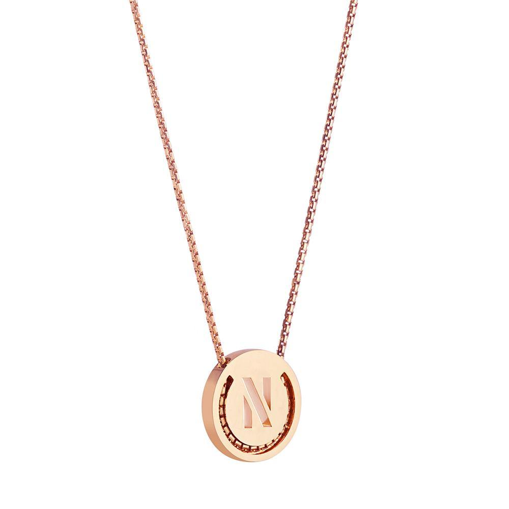 ABC's Necklace - N