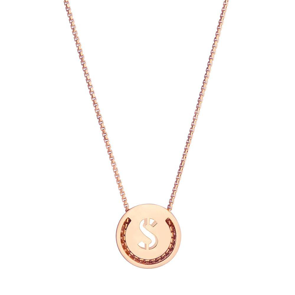 ABC's Necklace - S