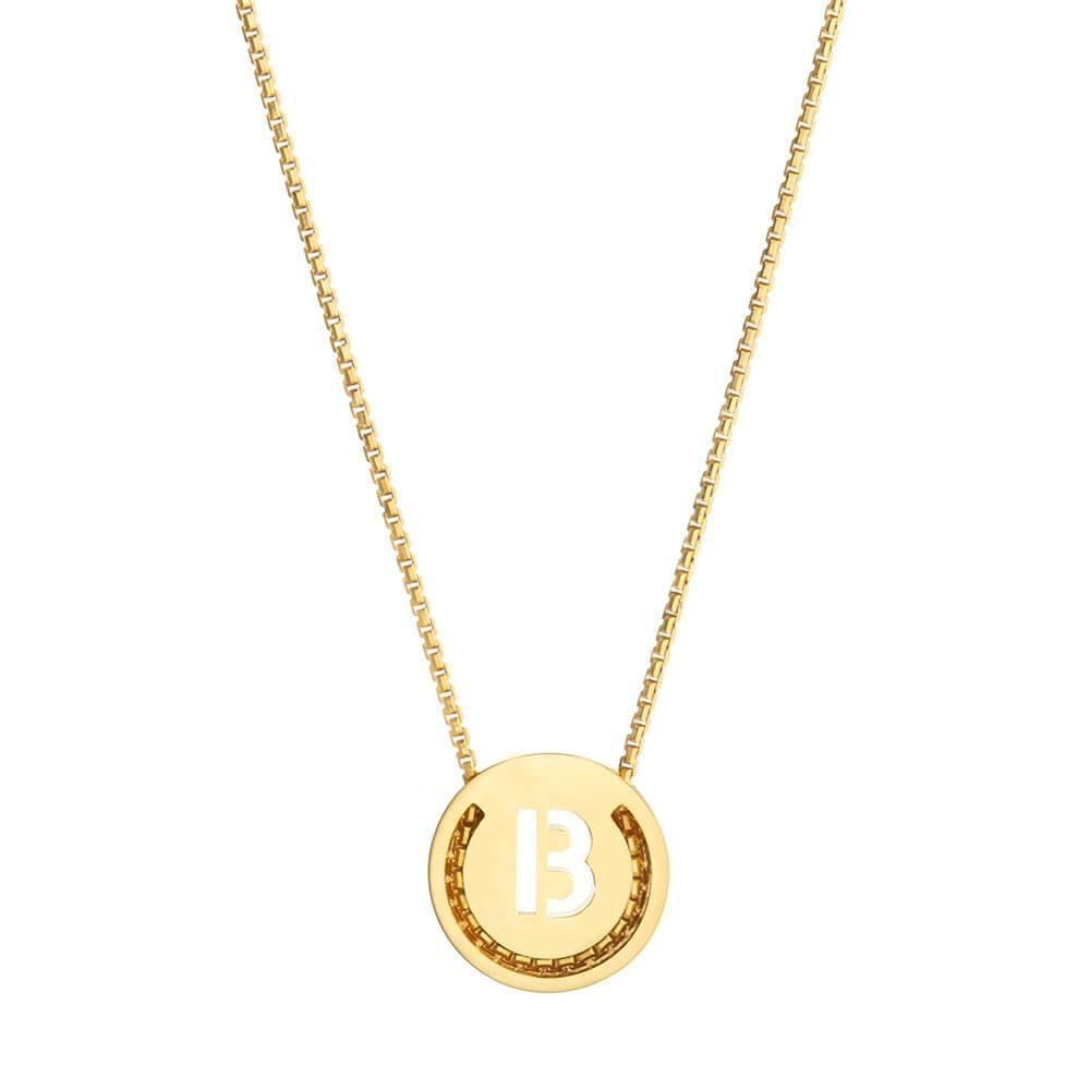 ABC's Necklace - B