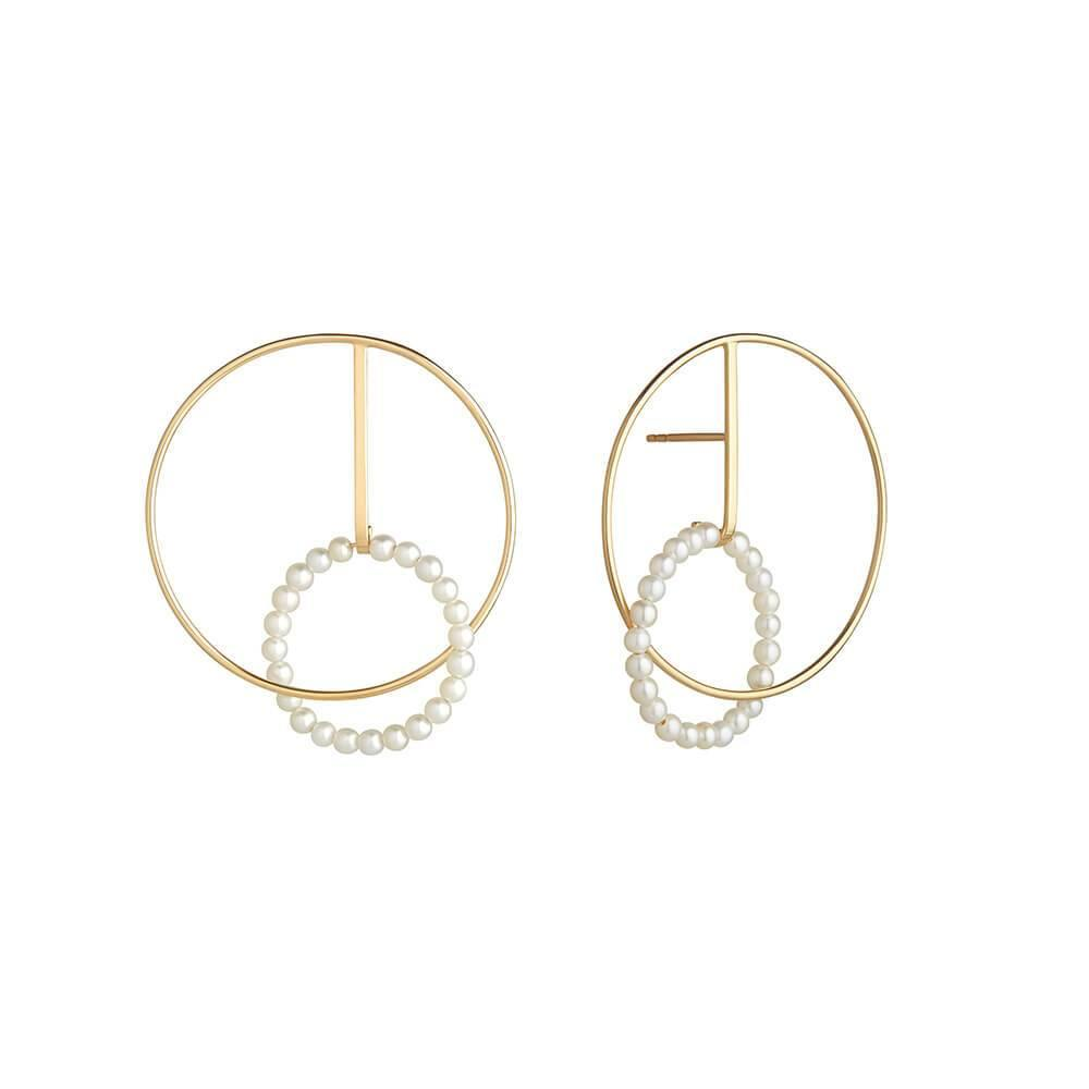 Astra Lunar Earrings - RUIFIER