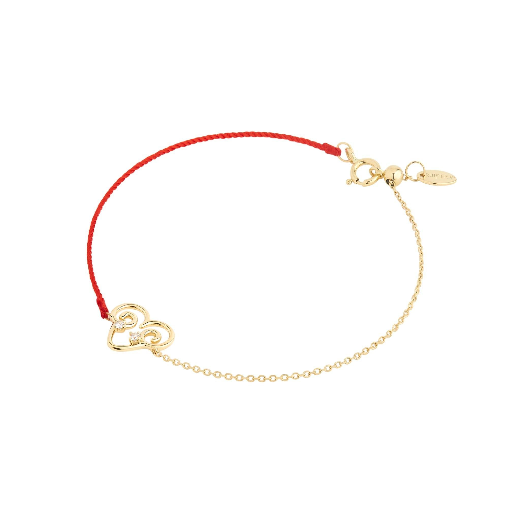Scintilla Year of the Goat Hybrid Bracelet - RUIFIER