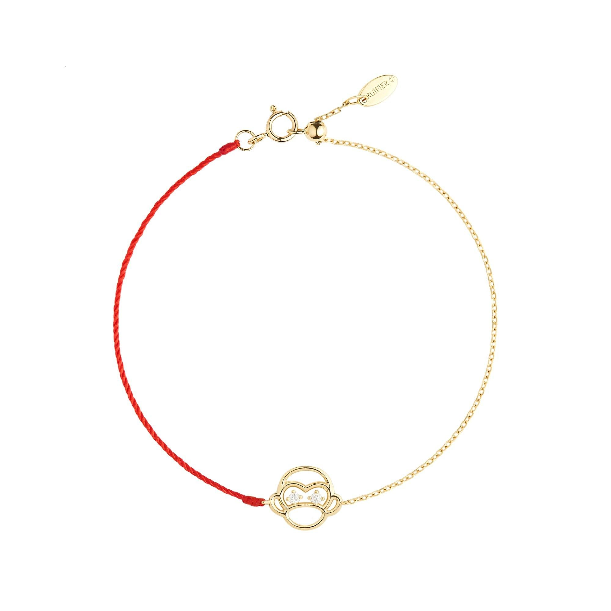 Scintilla Year of the Monkey Hybrid Bracelet - RUIFIER