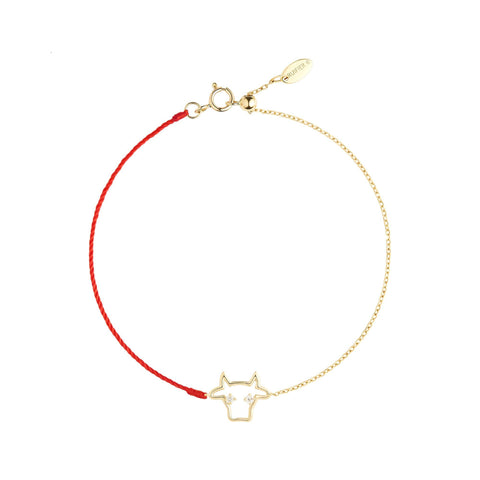 1HOME1 Scintilla Year of the Ox Hybrid Bracelet - RUIFIER