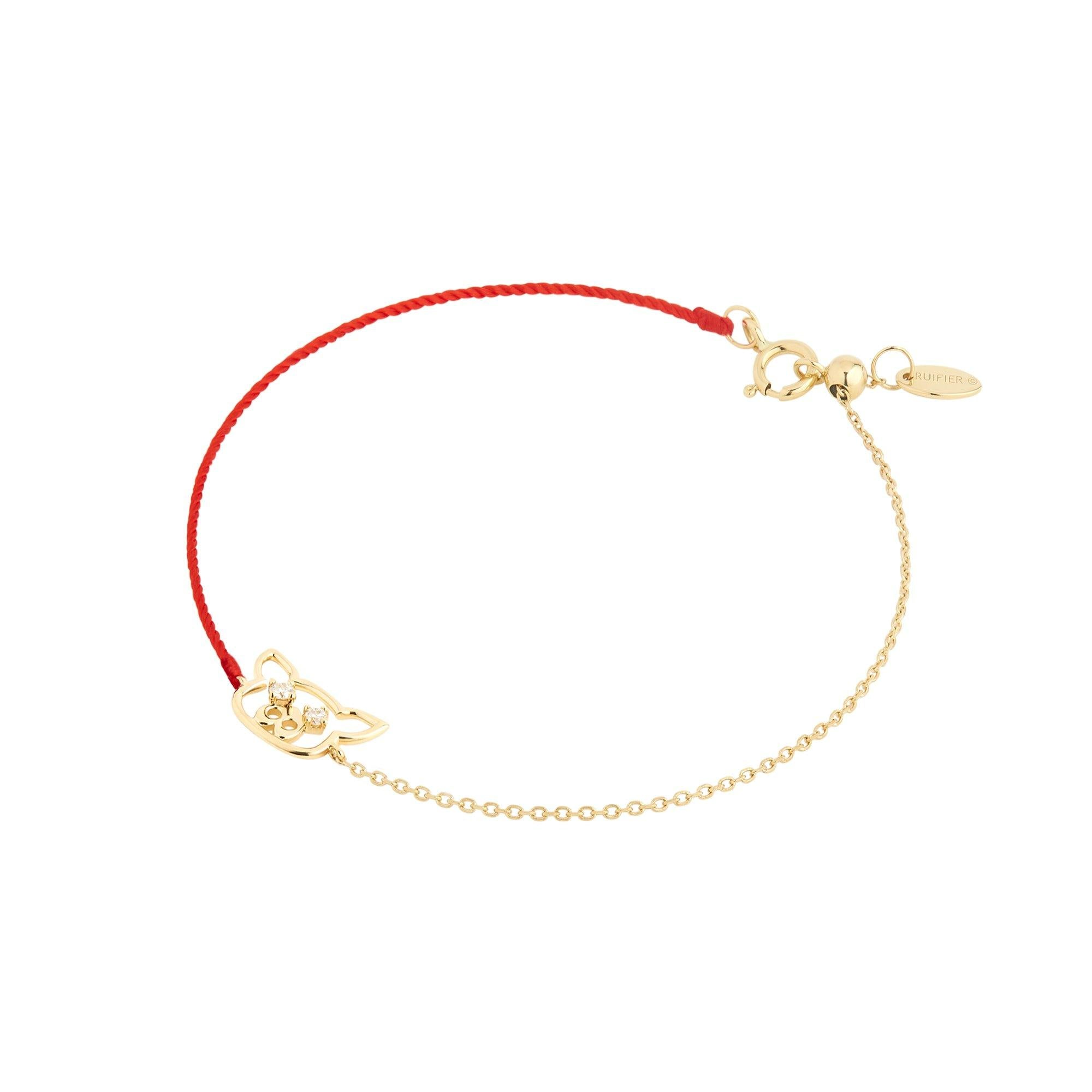 Scintilla Year of the Pig Hybrid Bracelet - RUIFIER
