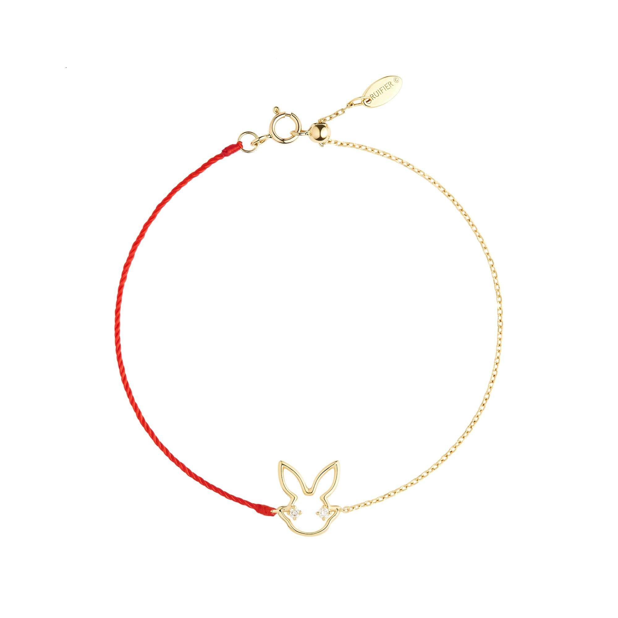 Scintilla Year of the Rabbit Hybrid Bracelet - RUIFIER