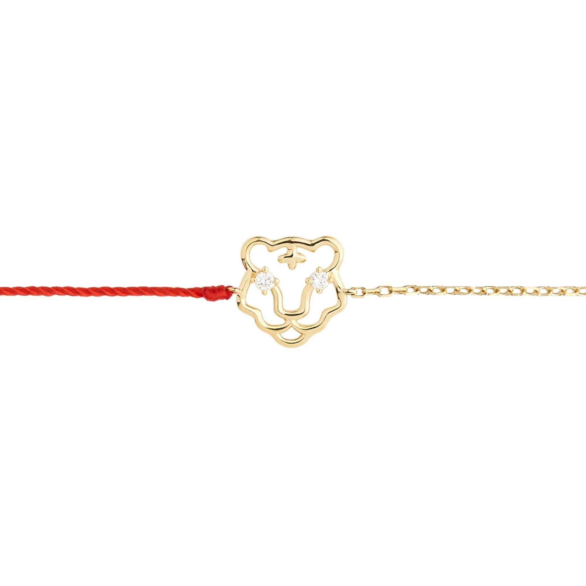 Scintilla Year of the Tiger Hybrid Bracelet - RUIFIER