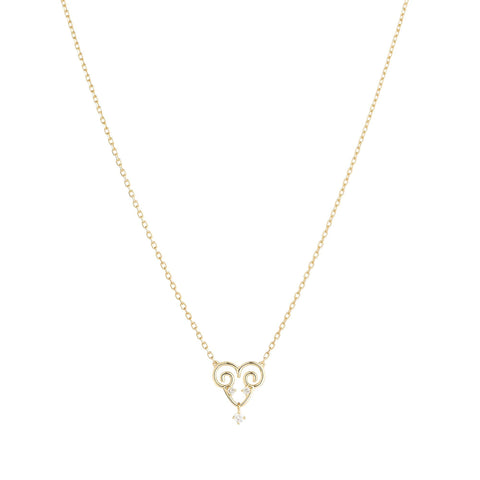 Scintilla Year of the Goat Necklace - RUIFIER