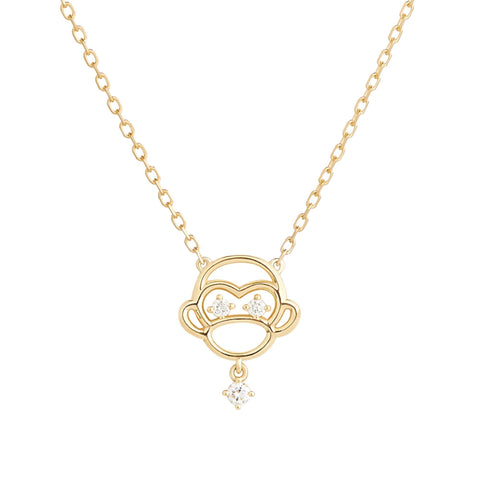 Scintilla Year of the Monkey Necklace - RUIFIER