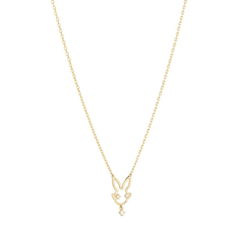 HOME2 Scintilla Year of the Rabbit Necklace - RUIFIER