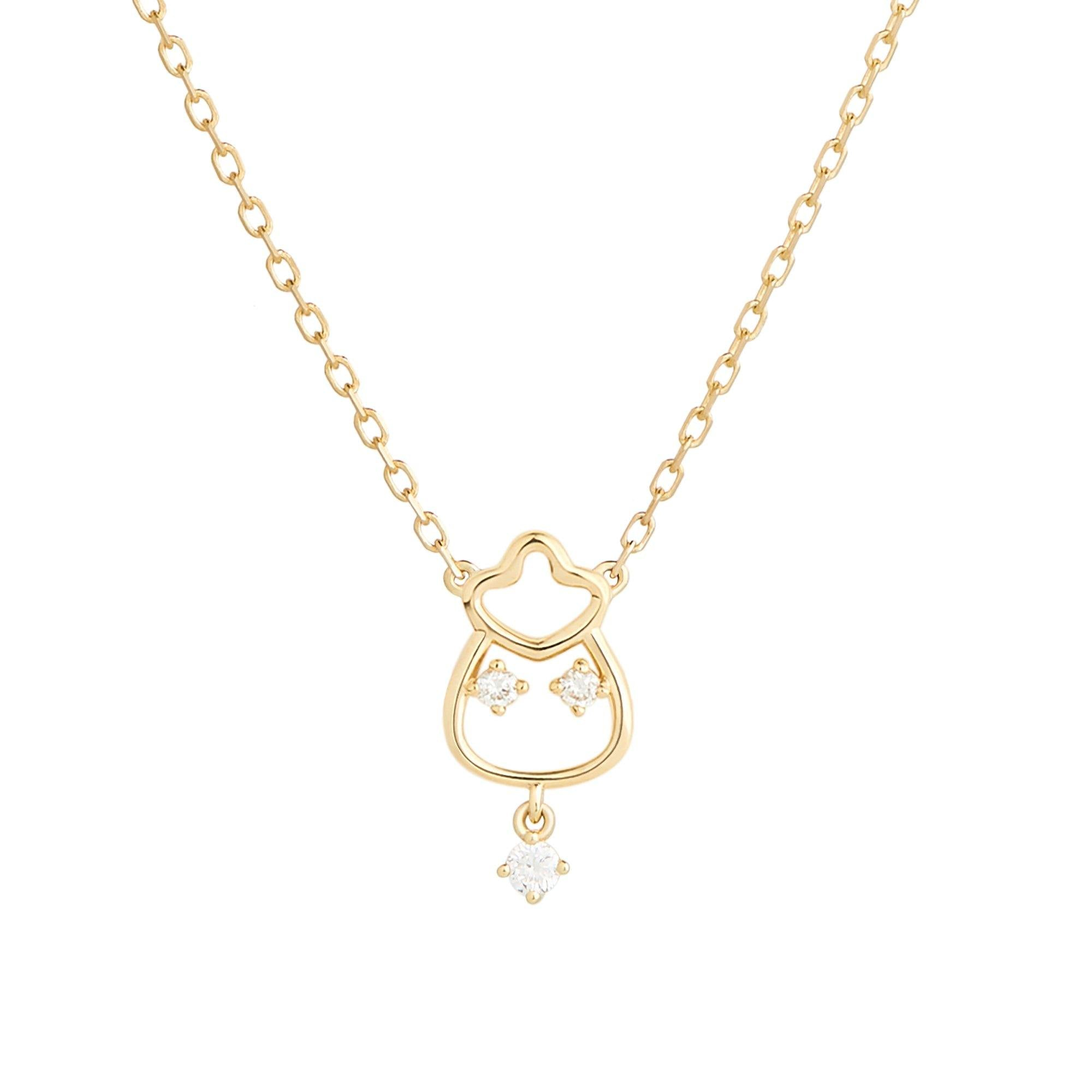 Scintilla Year of the Rooster Necklace - RUIFIER