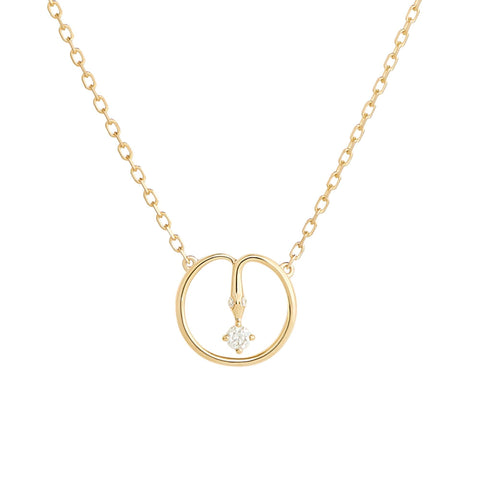 Scintilla Year of the Snake Necklace - RUIFIER