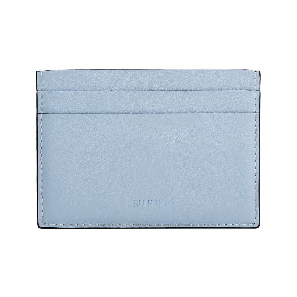 Happy Card Holder Sky Blue/Red